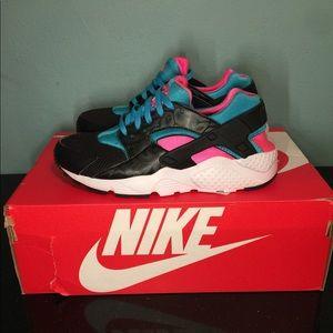 Nike Huarache Ciudad Bolas De Chicle Negro QKvPpE